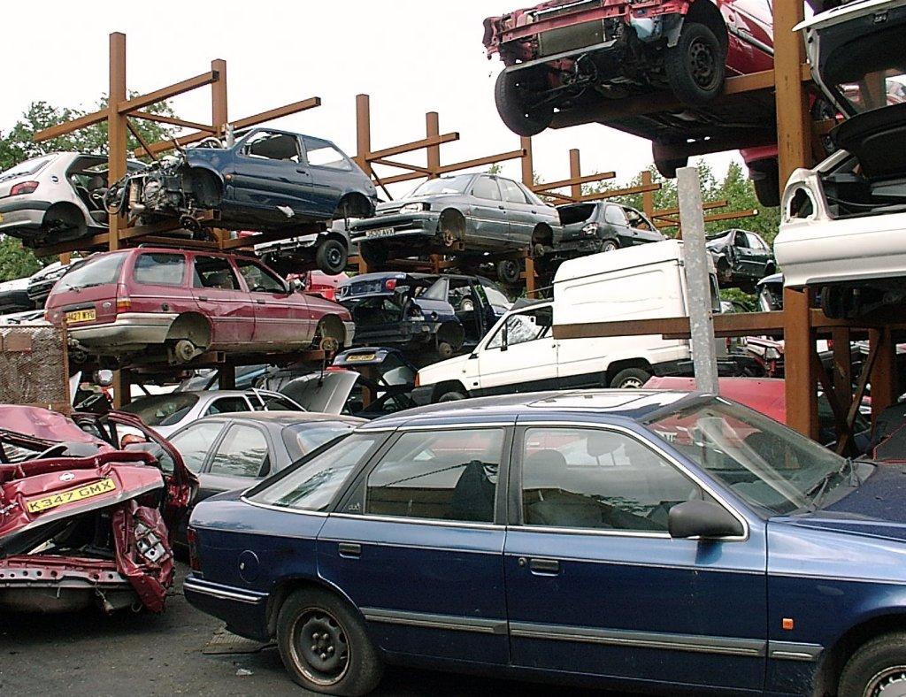 scrap any car for the best price